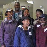 University of Johannesburg botany students, 2018 (1)